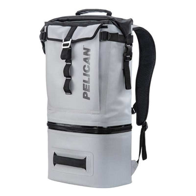 pelican backpack cooler - side view