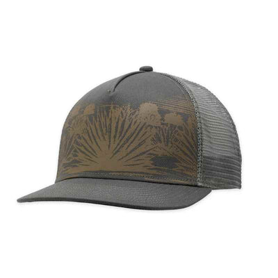 Basin Trucker Hat - Men's - Tobacco