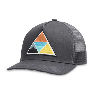Vortex Trucker Hat - Men's - Black