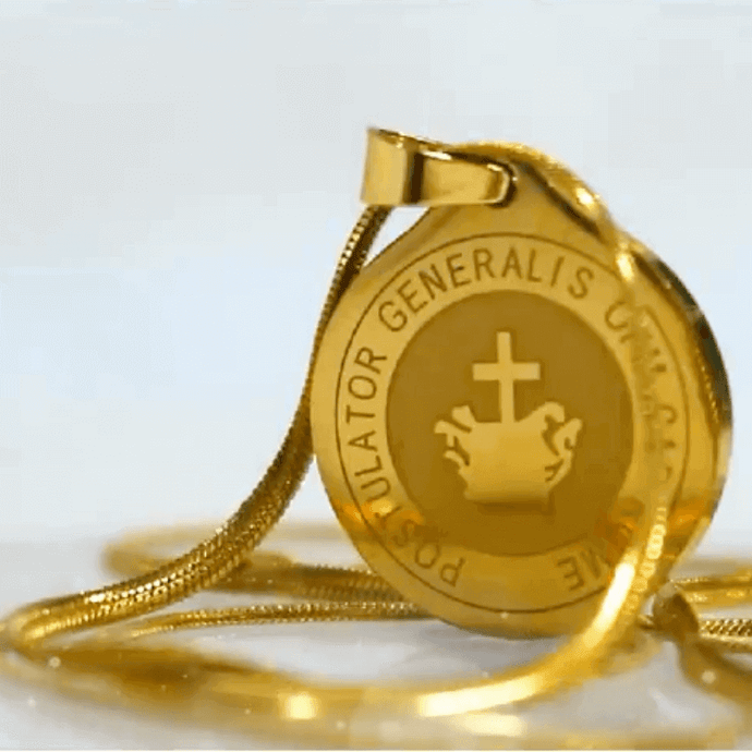 Padre Pio's Medallion of Healing