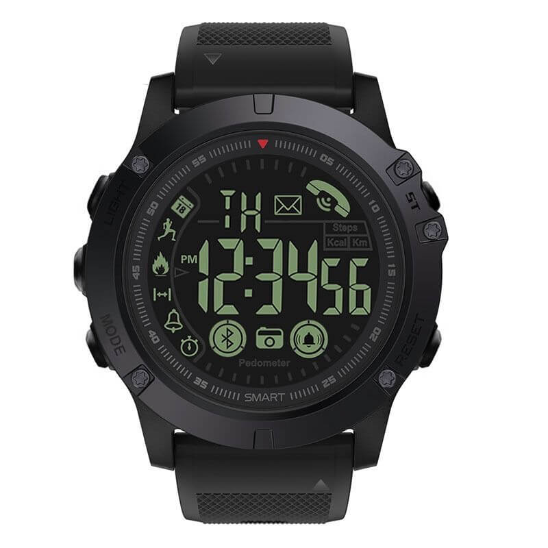 ZBL V3 Smart Watch (Waterproof / Shockproof / No Charging 3 Years