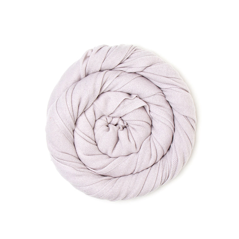 Dusty Rose Pure Cashmere Scarf