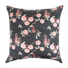 Pink Floral Pillow Cover | Stella