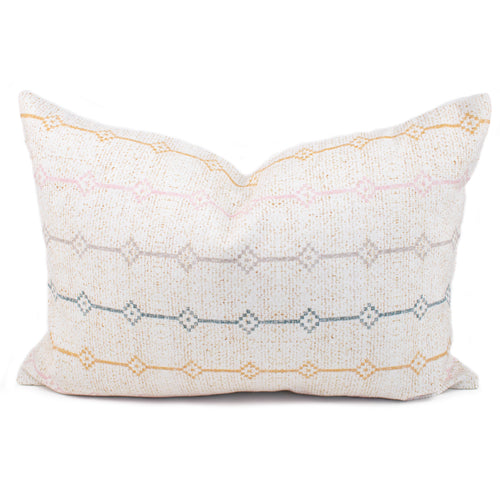 Diamond Stripe Pillow Cover | Maddie