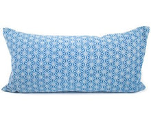 Thai Blue Star Pillow Cover | Emery