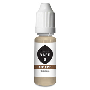 Alternate Vape - Apple Pie, 10ml/50mg - vapthyme