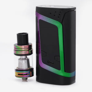 SMOK ALIEN 220W TC KIT WITH TFV8 BABY TANK - NEW COLORS (MSRP $90.00) - vapthyme