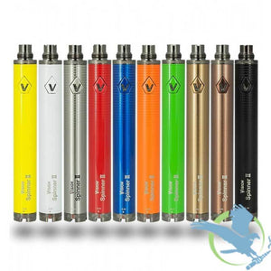 GENERIC VISION SPINNER II STYLE - VARIABLE VOLTAGE - 1650 MAH BATTERY (MSRP $15.00) - vapthyme
