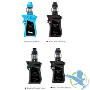 SMOK MAG 225W TC STARTER KIT WITH TFV12 PRINCE TANK - RIGHT HAND EDITION (MSRP $95.00 - $96.00) - vapthyme