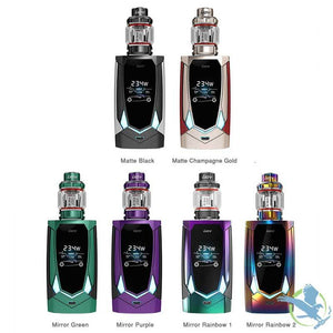 IJOY AVENGER 270 234W VOICE CONTROL TC KIT WITH 4.7ML AVENGER TANK (MSRP $110.00 - $120.00) - vapthyme