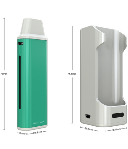 ELEAF ICARE MINI PCC - 2300MAH STARTER KIT (MSRP $35.00) - vapthyme