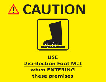 Caution Sign for DFMat (DFMat CS)