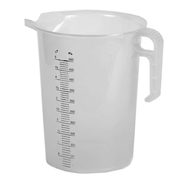 Clear Measuring Jug 5L (PJ5000)
