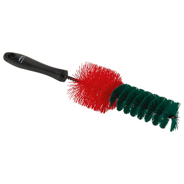 Rim Cleaning Hand Brush, Stiff, Vehicle Cleaning Line, Black (V525352)