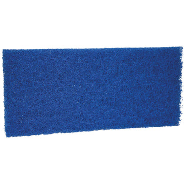 Medium Abrasive Floor Pad, Blue (R5524B)