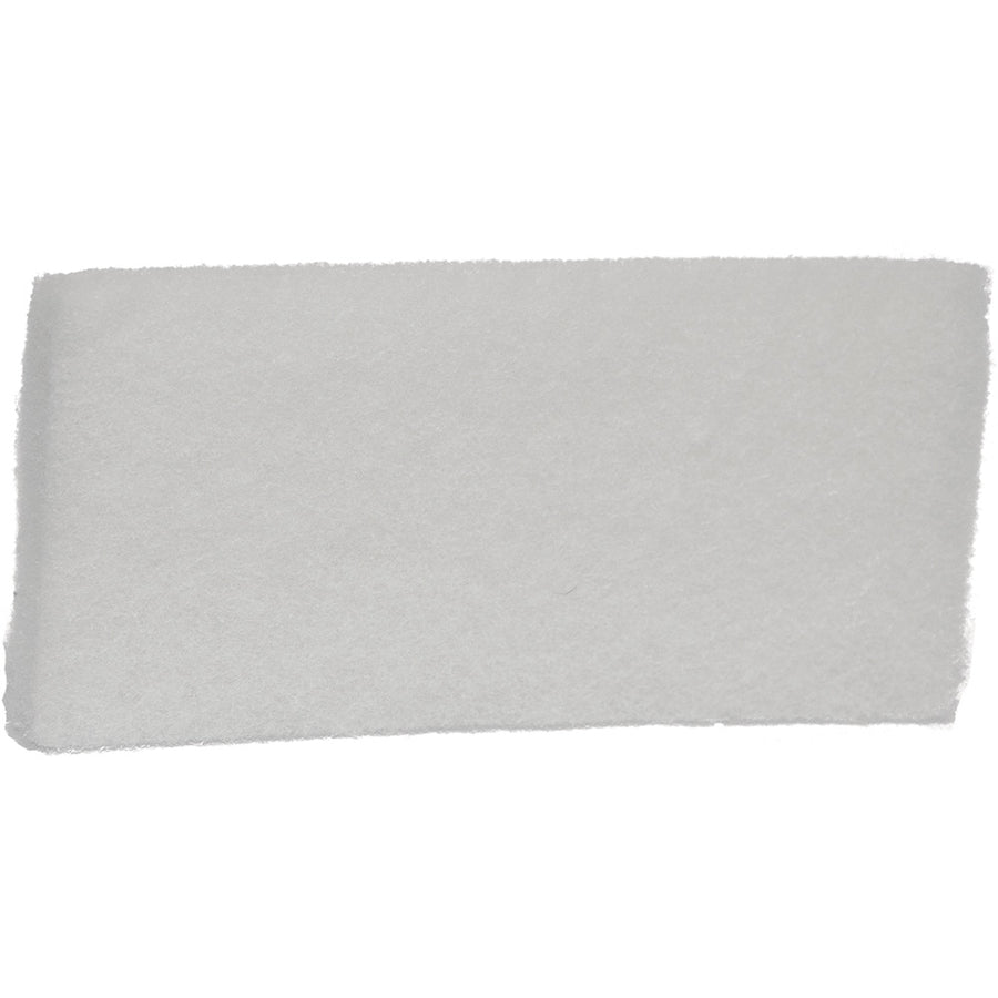 Soft Floor Pad, White (R5525W)
