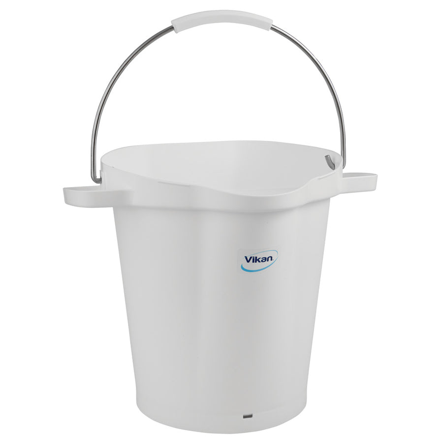 5 Gallon Hygienic  Bucket with measurement scale (V5692)