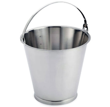 4 gallon Stainless Steel Bucket (MBK5015)