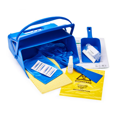 Bio Hazard Spillage Kit (BHSK)