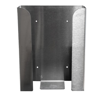 Stainless Steel Glove Dispenser for 1 Glove Box (A6201)