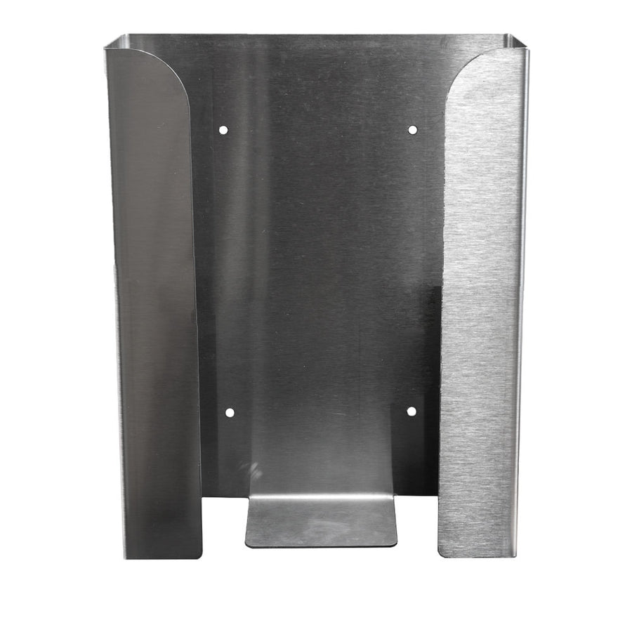Stainless Steel Glove Dispenser for 2 Glove Boxes (SSDG202-2)