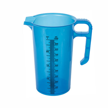 Clear Measuring Jug 1L (PJ1000)