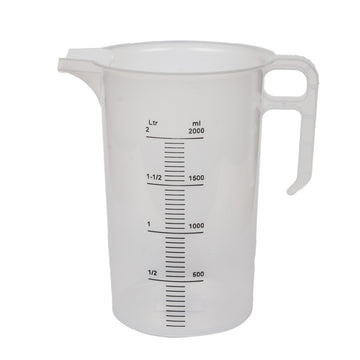 Clear Measuring Jug 2L (PJ2000)