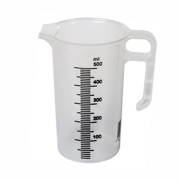 Clear Measuring Jug 500 ML (PJ500)