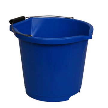 3.7 gallon Heavy Duty Polypropylene Bucket (MBK3)