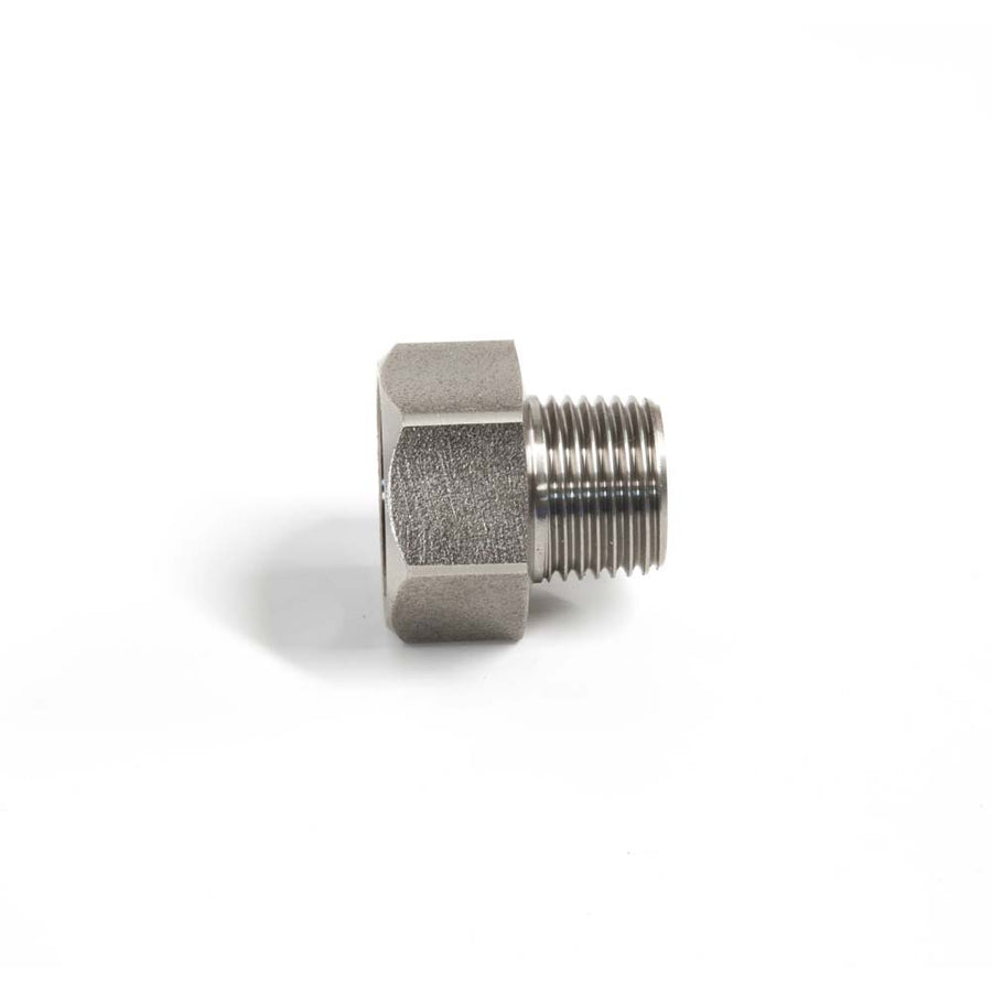 Stainless Steel Reducing Adapter 3/4 NPT Female x 1/2 NPT Male (CA3412)