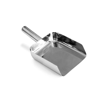 50oz Stainless Steel 316 Square Pharma Scoop (SSPS-42)