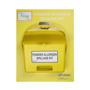 Powder Allergen Spillage Kit with Shadow Board (SKSB-PWAL)