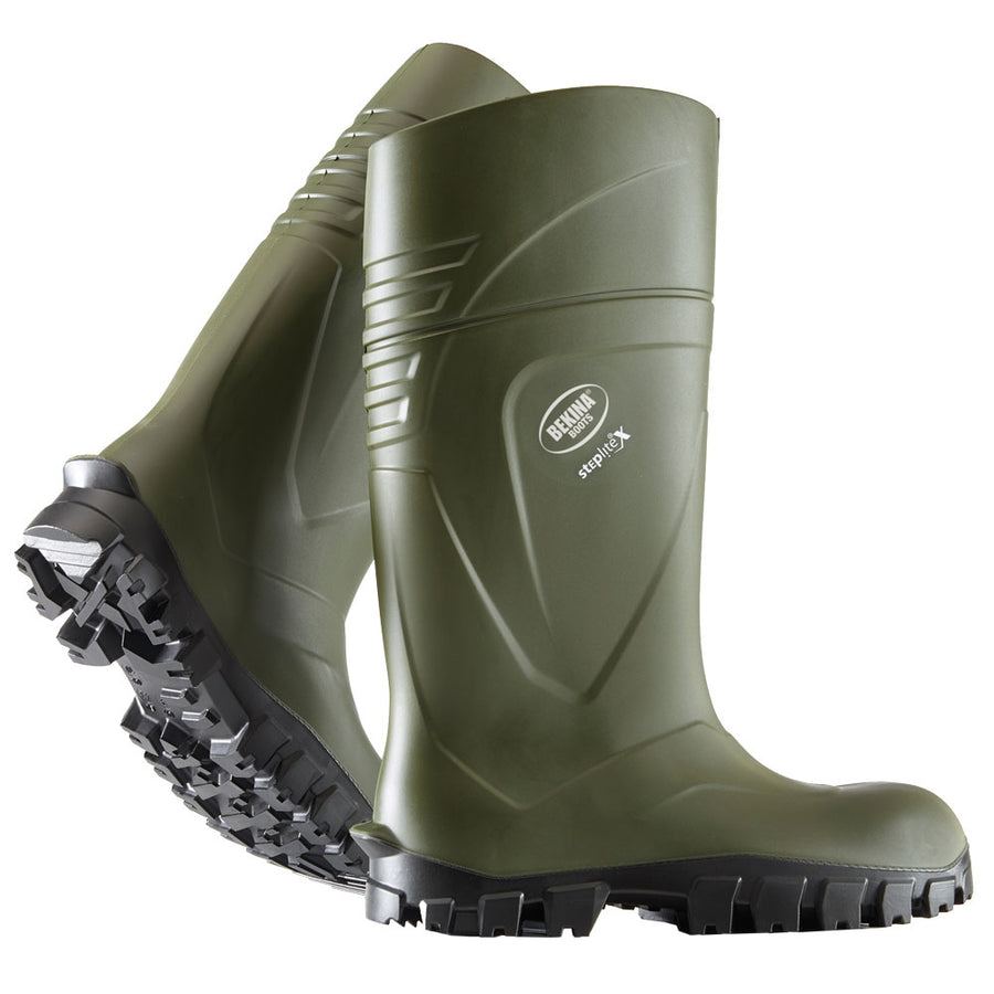 Bekina Steplite®X Safety Boots Green (X290GB)