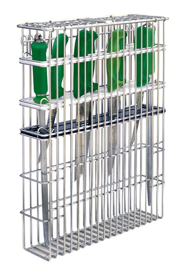 Knife Basket STANDARD for 12 knives and 2 steels (KBSTD122)