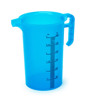 Colored Transparent Measuring Jugs 3L (PJ3000)