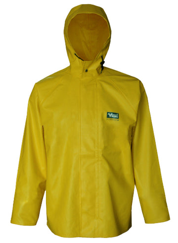 Journeyman PVC Hooded Jacket (V4125J)