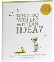 What Do You Do with an Idea? Book
