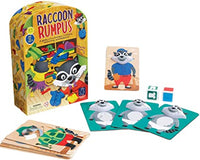 Raccoon Rumpous