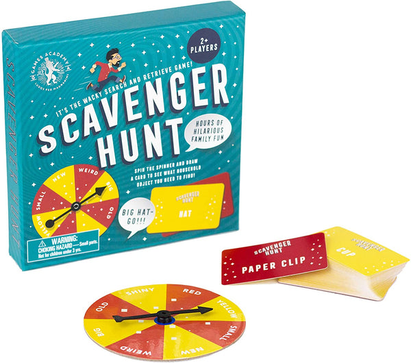 Scavenger Hunt Game