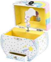 Unicorn Dream Treasure Music Box