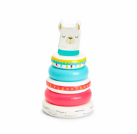 Lil' Llama Stacking Toy