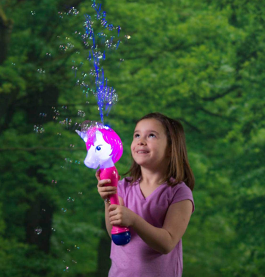 Unicorn Bubble Wand