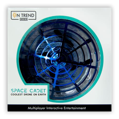 Space Cadet - Blue