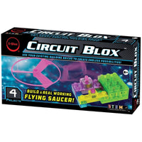 Circuit Blox - 4 projects