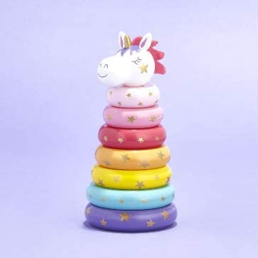 Lil' Unicorn Stacking Toy