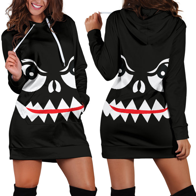 Hoodie Dress: Halloween