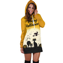 Halloween Hoodie Dress