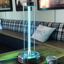 tabletop light uvc sanitizer