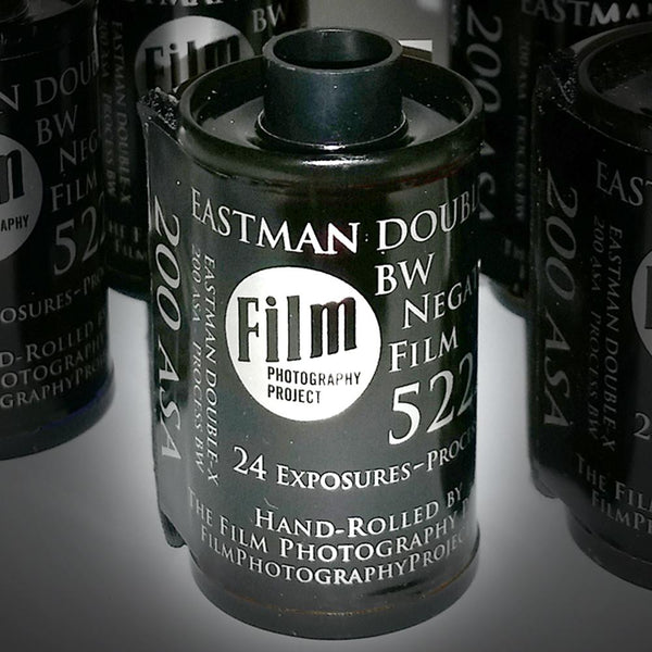 Eastman Double-X B&W 35mm film | FPP hand-rolled | Analogue Wonderland