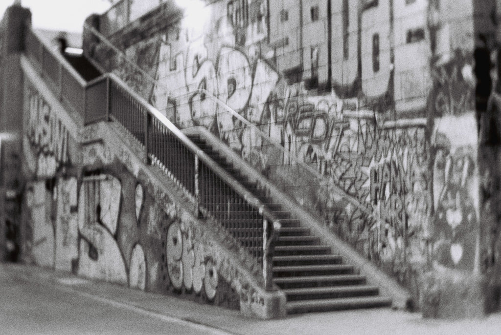 Shot on Berlin 35mm Film